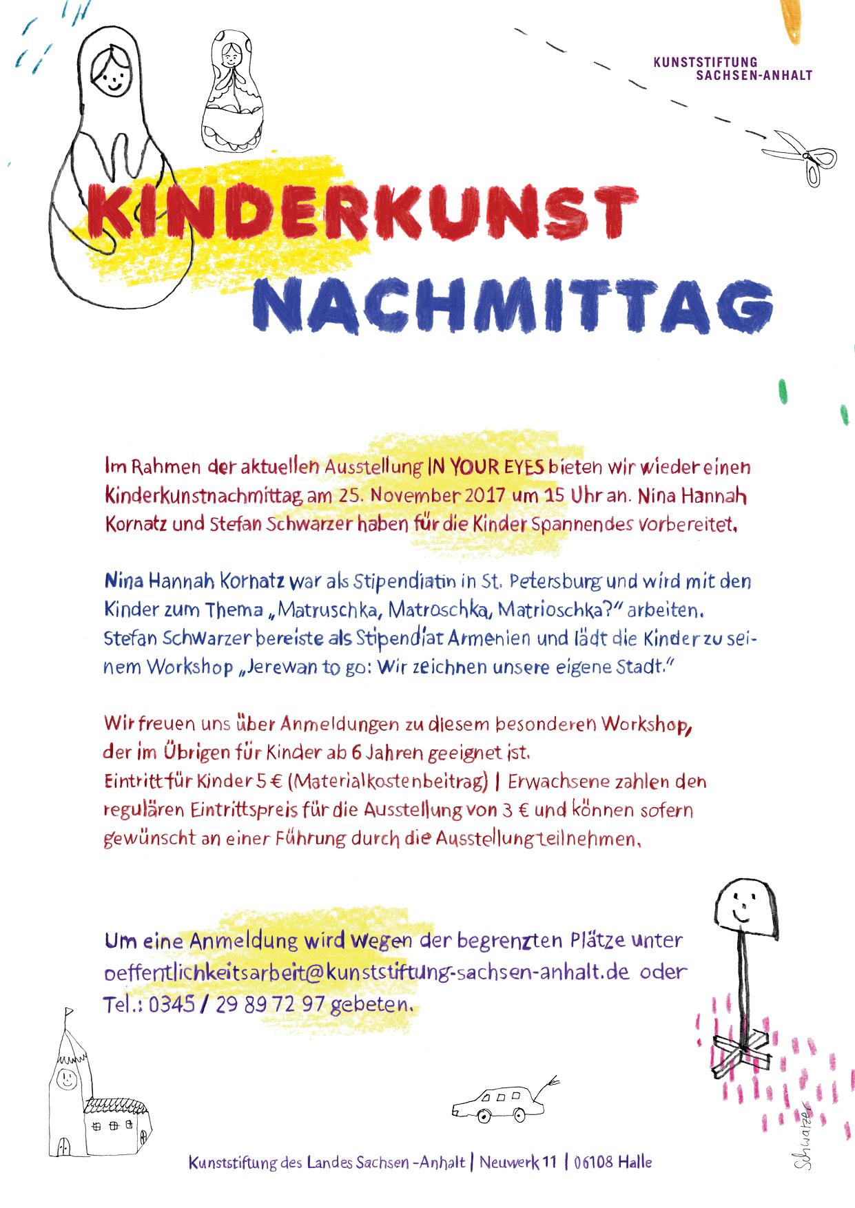 Matruschka Matroschka Matrioschka Jerewan To Go Wir Zeichnen Unsere Eigene Stadt Kunststiftung Des Landes Sachsen Anhalt