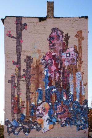 Urban Art, haushoch – Die Freiraumgalerie in Halle