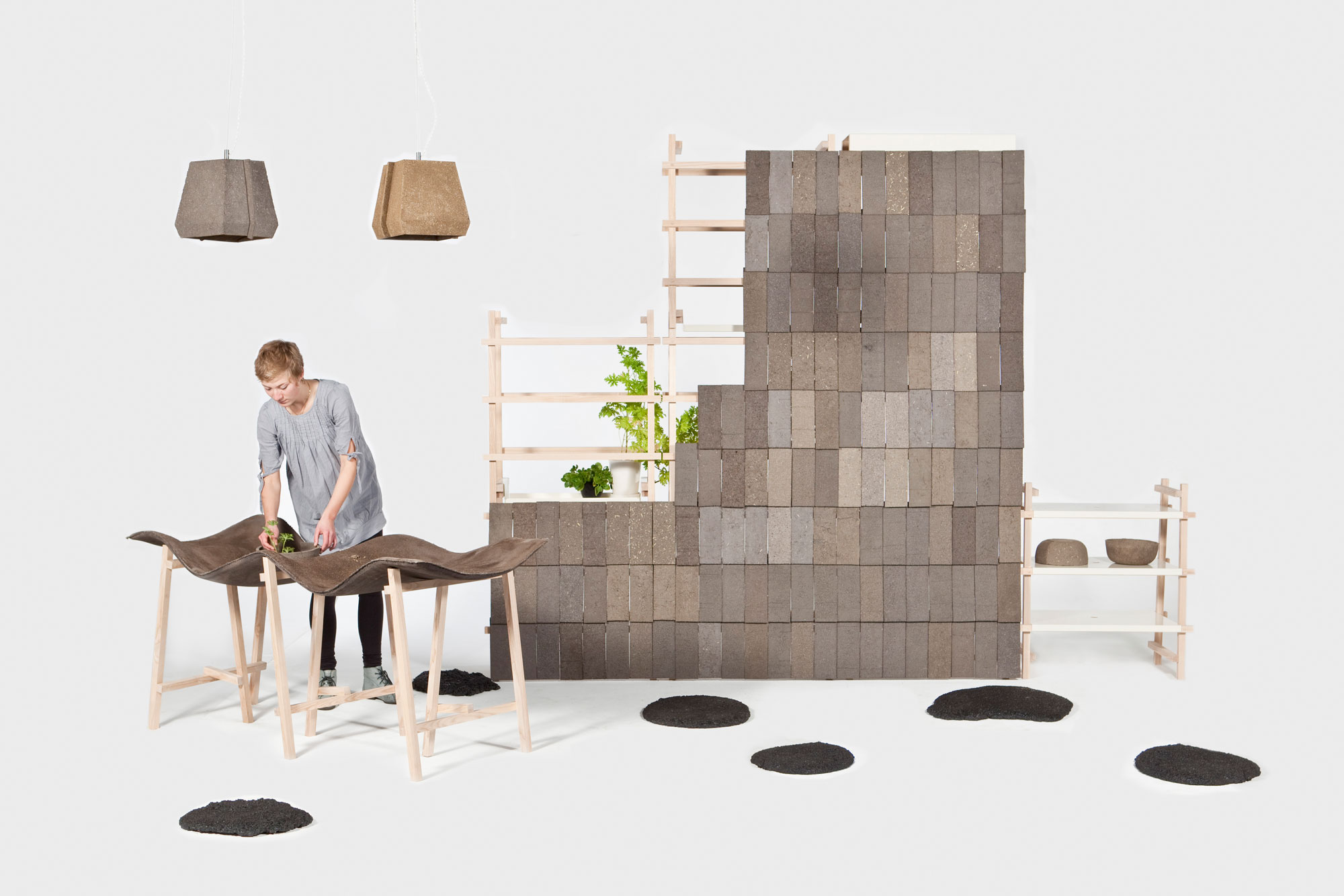 Design Messe Berlin | Domestic Landscape Wohnen Mit Erde Kunststiftung Des Landes