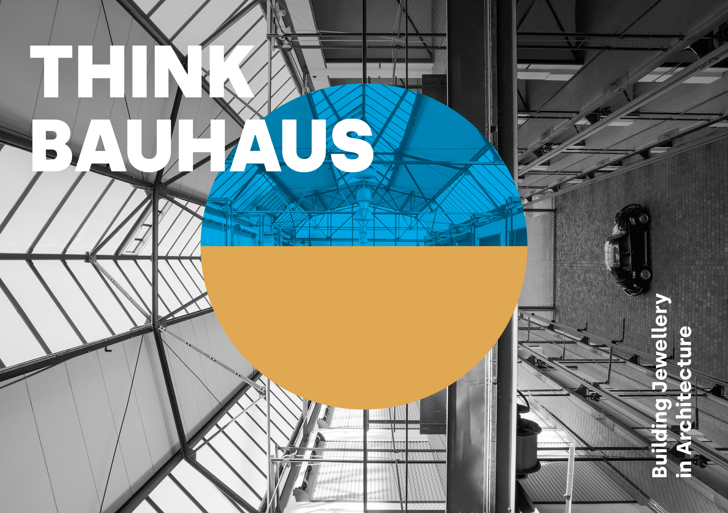 Think Bauhaus Building Jewellery In Architecture Kunststiftung