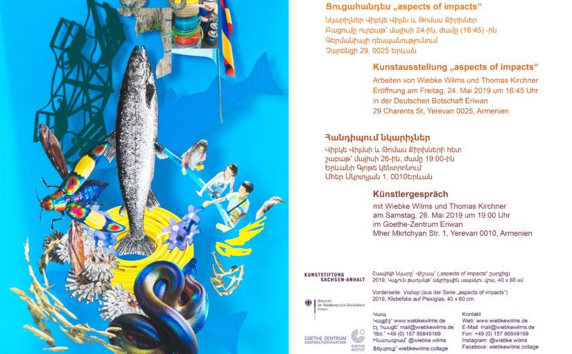 Zurück in Jerewan: Künstler aus Sachsen-Anhalt in Armenien