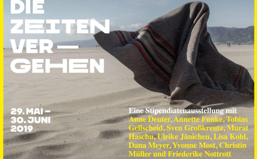 Die Zeiten vergehen – eine StipendiatInennausstellung in der Kunststiftung Sachsen-Anhalt