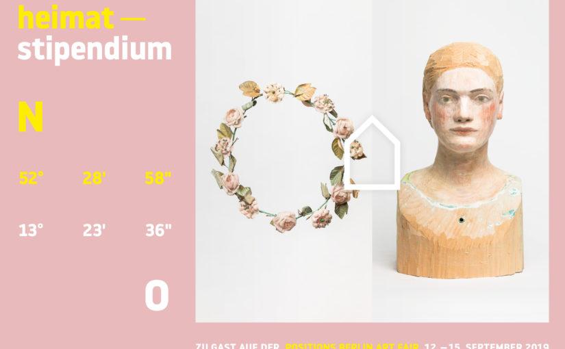 Heimat auf Reisen: Museen aus Sachsen-Anhalt und Heimat-Stipendiat*innen der Kunststiftung auf der POSITIONS Berlin Art Fair