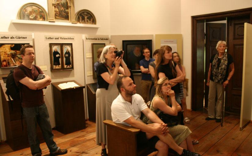 Aufbruch ins Museum: Das HEIMATSTIPENDIUM startet in eine neue Runde