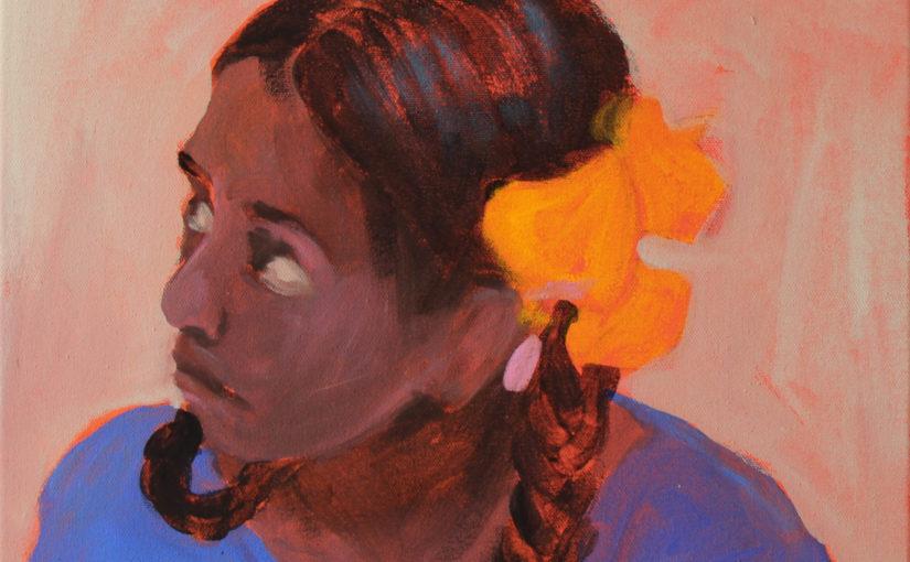 Leuchtende Farbigkeit – Christine Bergmann