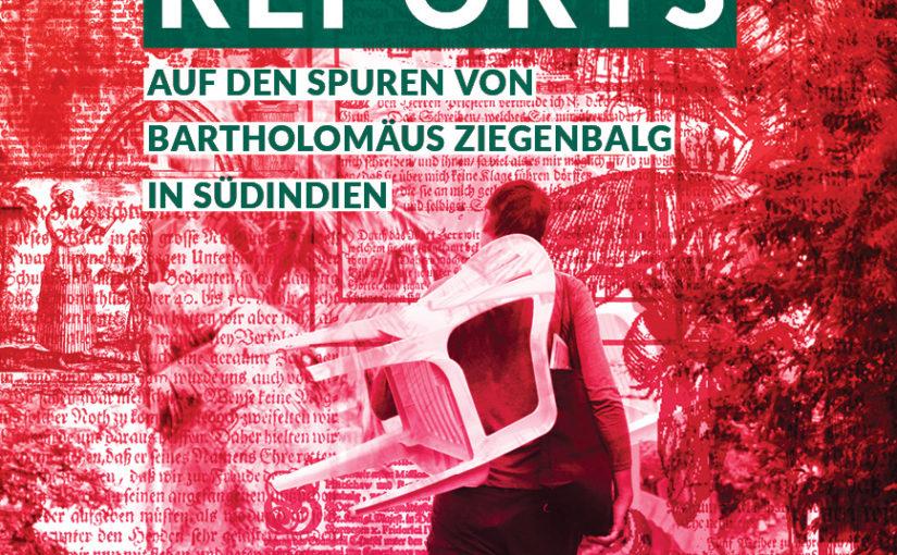 """Tharangambadi Reports"" – ein Künstlerbuch"