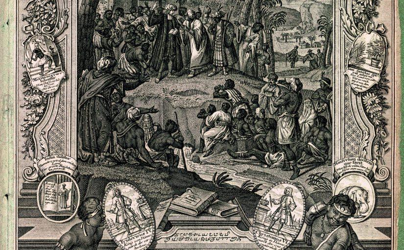 Der Missionar Bartholomäus Ziegenbalg