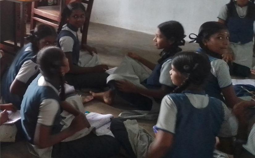 Internationales Arbeitsstipendium Tharangambadi – Christine Bergmann