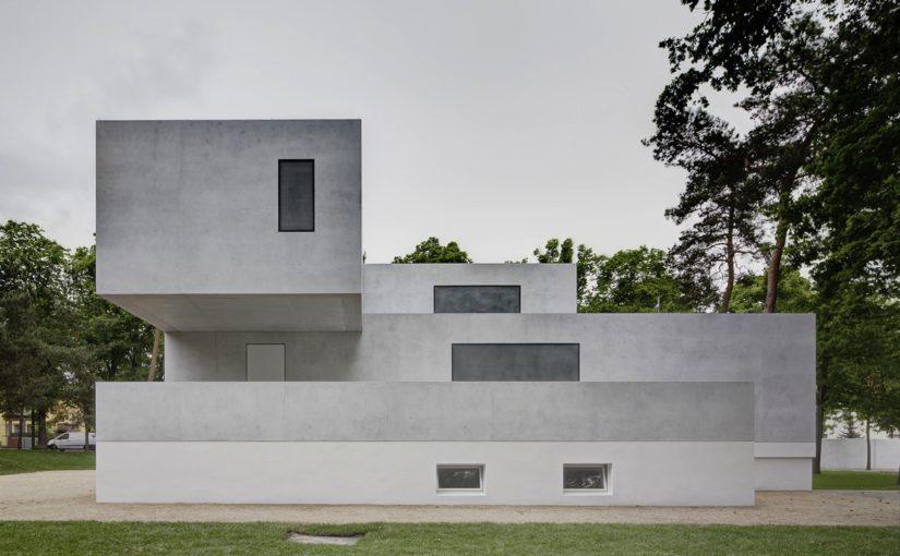 Subtil – Olaf Nicolai im neuen Meisterhaus Gropius Dessau