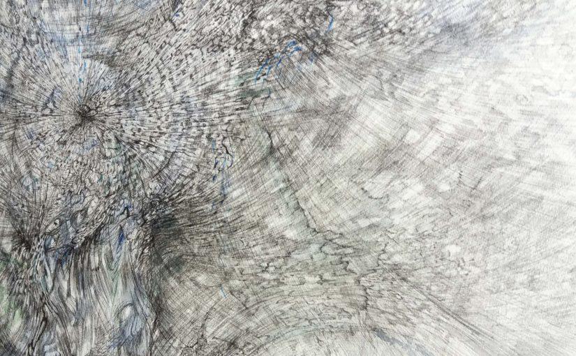 """Inspiriert von der """"Griffelkunst"""" – Barbara Wege, Dom"""