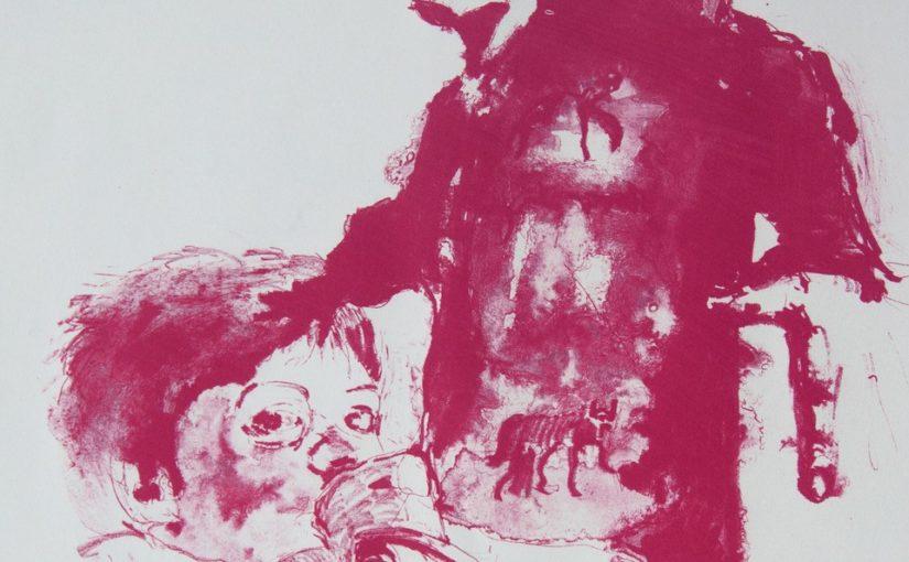 Inspiriert von den Mappenwerken – Ilko Koestler, Dom