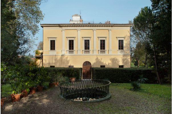 Kooperationspartner: Villa Romana in Florenz